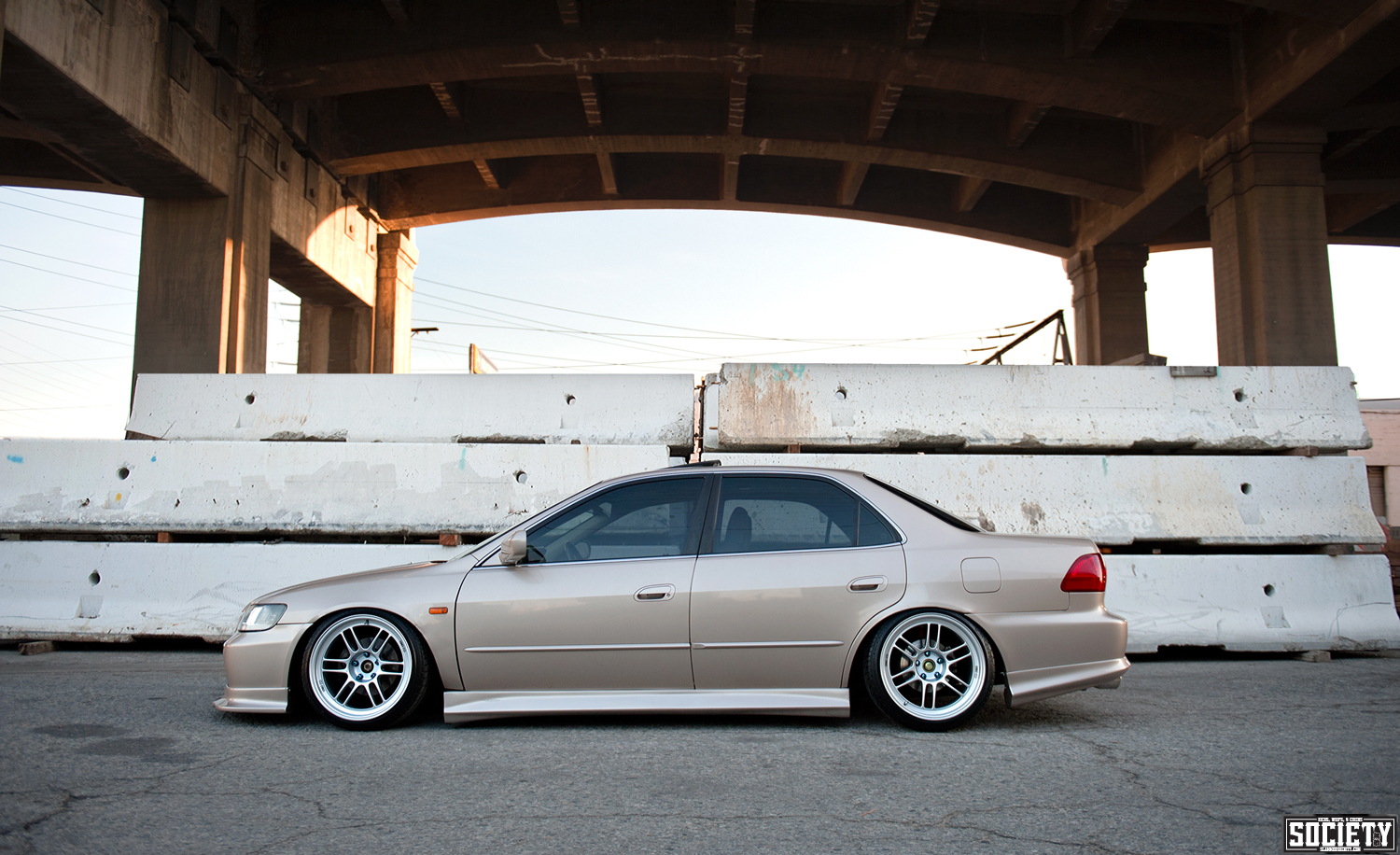 Hellaflush Accord Hi Life Livin